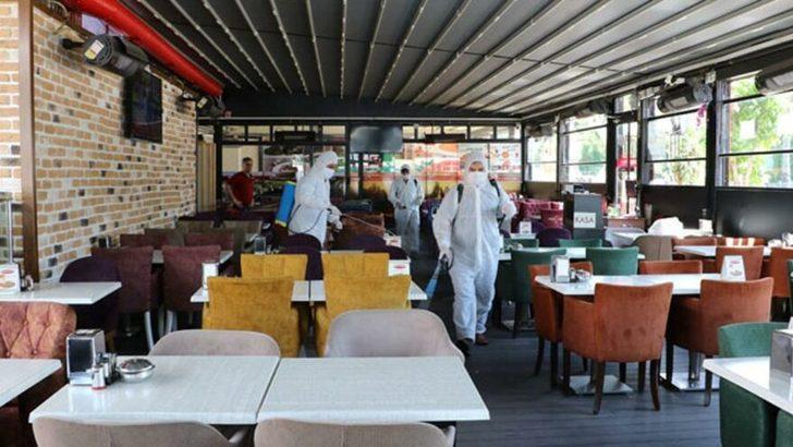 Restoran, kafe ve lokantalar hafta içi ve hafta sonu kaça kadar açık? Lokanta, restoran ve kafeler hafta sonu açık mı?