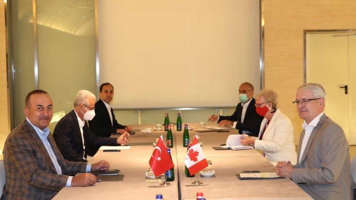 Dışişleri Bakanı Çavuşoğlu G20 Toplantısı İçin İtalya'da