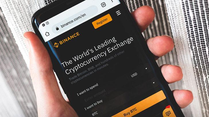 İngiltere dünyanın en büyük kripto para borsası Binance'i yasakladı