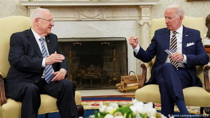Biden'dan İsrail'e İran güvencesi