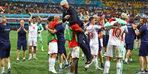 Süper Lig ekibinden kovuldu, EURO 2020'de tarih yazdı