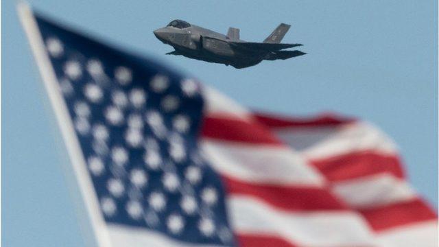 ABD, BAE'ye 50 adet F-35 savaş uçağı satışını onayladı.