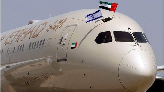 İki ülke arasında karşılıklı uçuşlar başladı.
