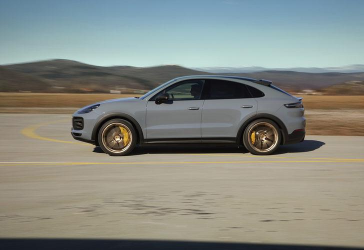Porsche Cayenne Turbo GT tanıtıldı! İşte Porsche SUV ailesinin yeni üyesi