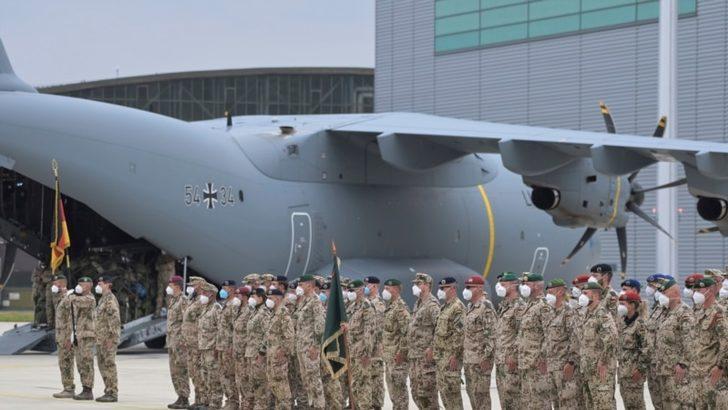 Almanya Afganistan'dan Tamamen Çekildi