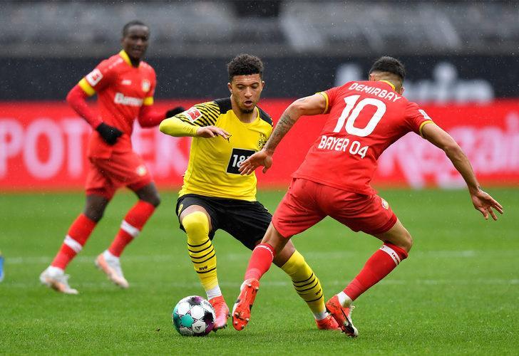 Manchester United, Jadon Sancho için Dortmund'la anlaştı