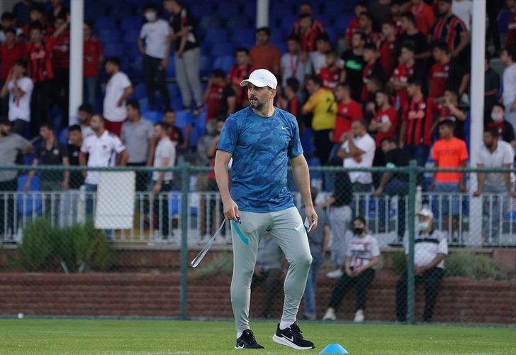 Gaziantep yeni sezon hazırlıklarına devam etti