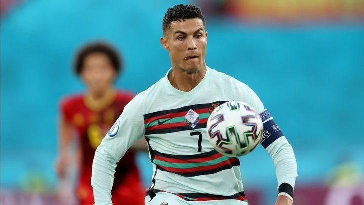Ronaldo, Instagram zenginleri listesinde ilk sıraya yerleşti