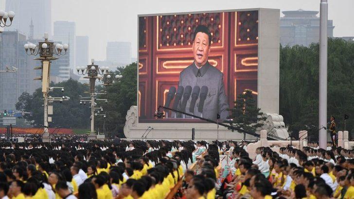 Çin, Komünist Parti'nin 100. kuruluş yıldönümünü kutluyor