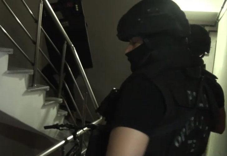 İstanbul'da terör örgütü PKK'ya operasyon: 2 gözaltı