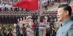 Görkemli kutlama! Çin Devlet Başkanı Xi Jinping meydan okudu