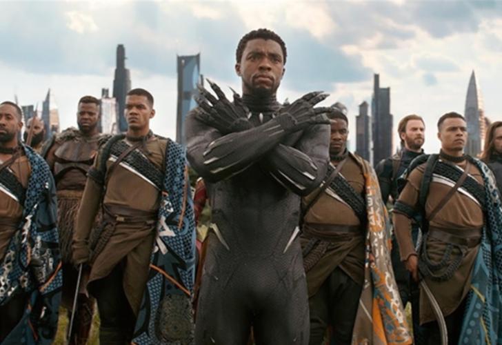 Black Panther 2 (Kara Panter 2) filminin çekimleri başladı