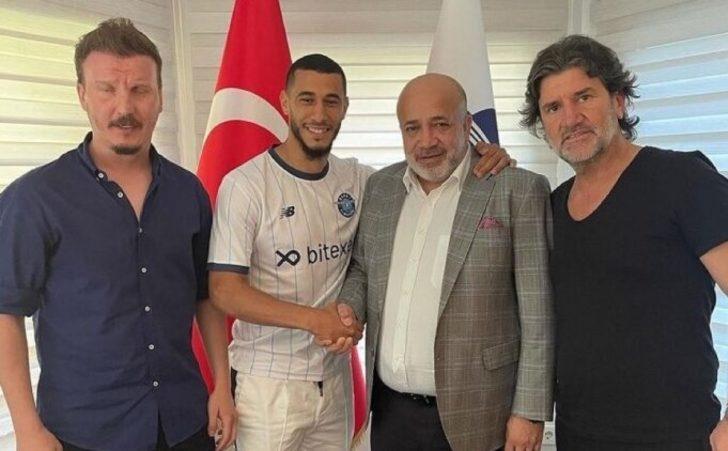 Younes Belhanda, resmen Adana Demirspor'da