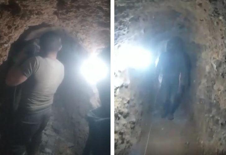 Bombalı eylem için gelen 3 terörist tutuklandı