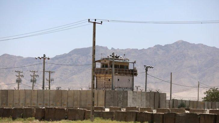 ABD Askerleri Bagram Üssü'nden Ayrıldı