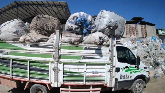 Bugüne kadar Türkiye'ye gönderilen bazı plastikler İngiltere'de geri dönüştürülebilir