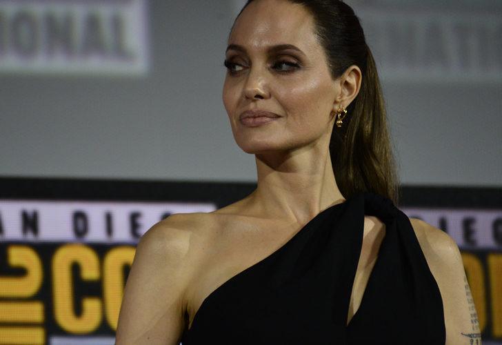 Angelina Jolie ile The Weeknd aşk mı yaşıyor?