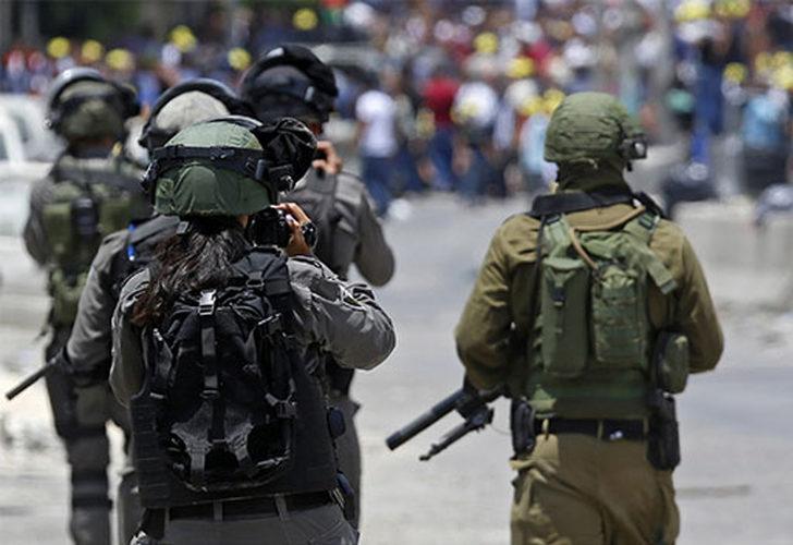 İsrail güçlerinden Batı Şeria'da Filistinli göstericilere müdahale: 294 yaralı