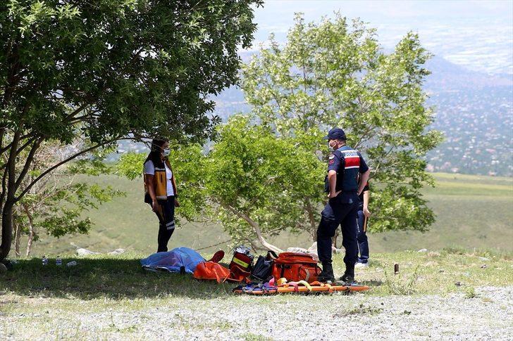 5. Uluslararası Erciyes Ultra Sky Trail Dağ Maratonu sırasında rahatsızlanan sporcu yaşamını yitirdi