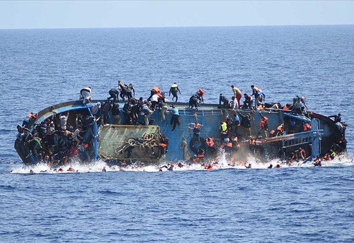 Son Dakika: Tunus açıklarında göçmen faciası! Çok sayıda ölü var