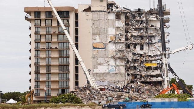 binanın yıkılan ve yıkıllmayan kısmı