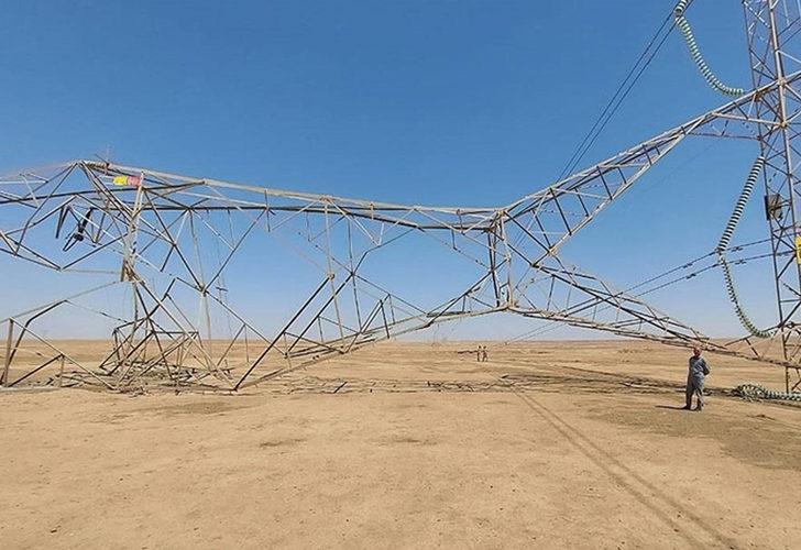 Irak'ta elektrik santrallerine saldırı: 7 ölü, 11 yaralı