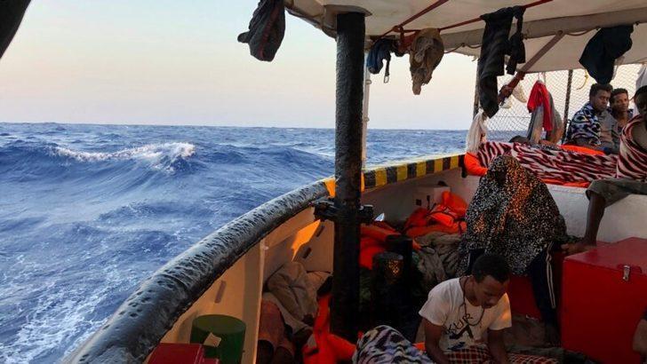 Tunus'ta Göçmen Botu Alabora Oldu
