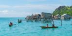 Denizin altında 13 dakika nefesini tutabilen inanılmaz topluluk: Bajau Kabilesi