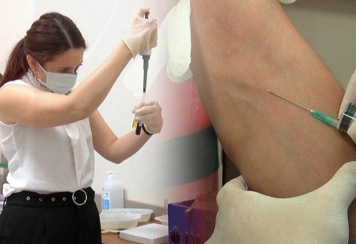 Yerli aşı Faz-2 aşamasında gönüllülere uygulanmaya başlandı