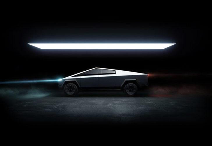 Elon Musk'tan Cybertruck açıklaması! Yengeç modu gibi olacak