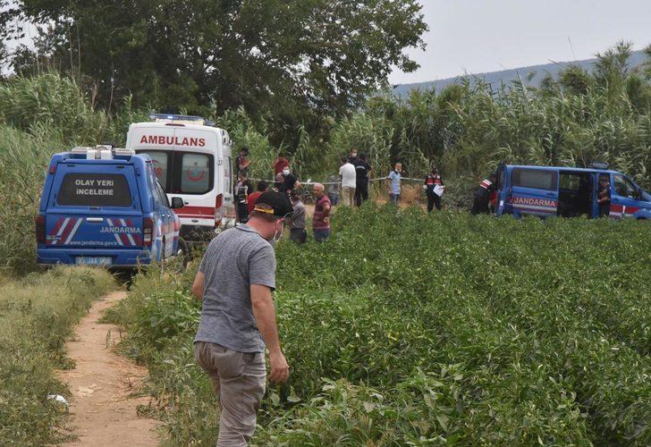 Köy kahvesine gelip sormuşlar! Tarlada cansız bedeni bulundu