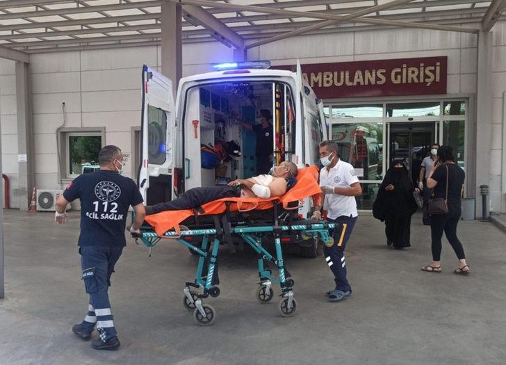 Boşanma aşamasındaki ailelerin kavgasında çocuklar da yaralandı: 6 yaralı