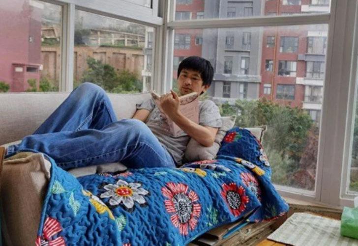 Çin'de yan gelip yat akımı! Binlerce kişi işlerini bırakıp sırt üstü yatmaya başladı
