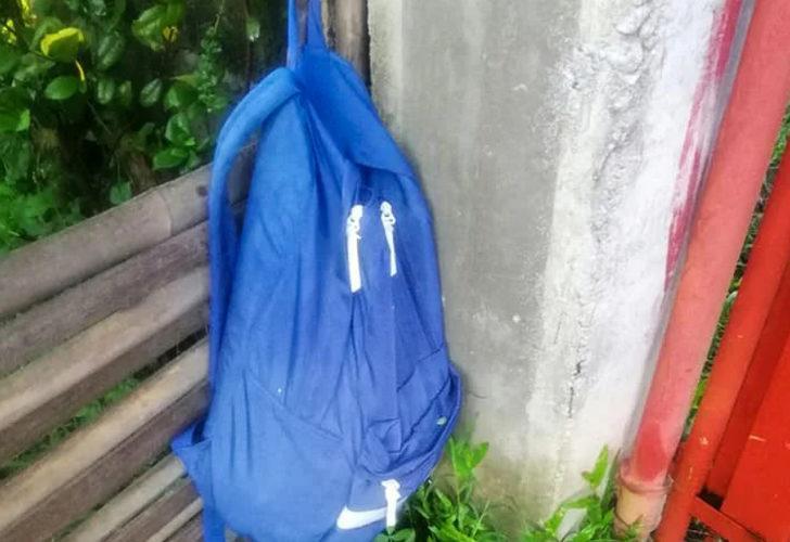Sırt çantasına koyup terk ettiler! ''Çantanın içinde bebek görünce şoka girdik''