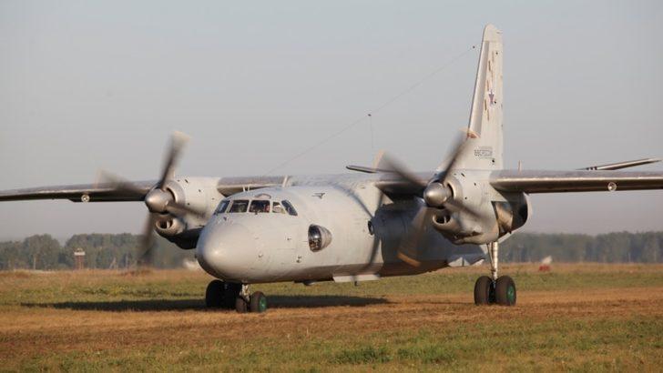 Rusya'da İçinde 28 Kişi Bulunan Uçak Denize Düştü