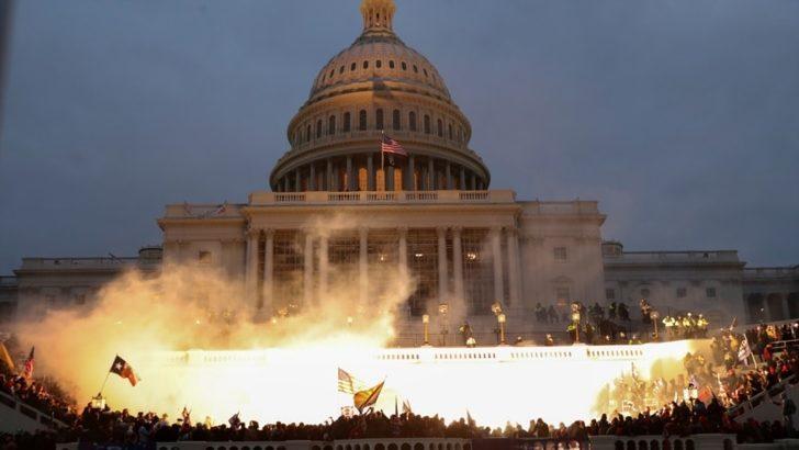 6 Ocak Baskınını Düzenleyenler Hala Aranıyor