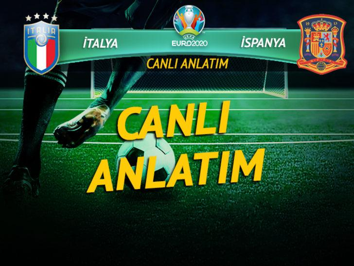 CANLI | İtalya-İspanya