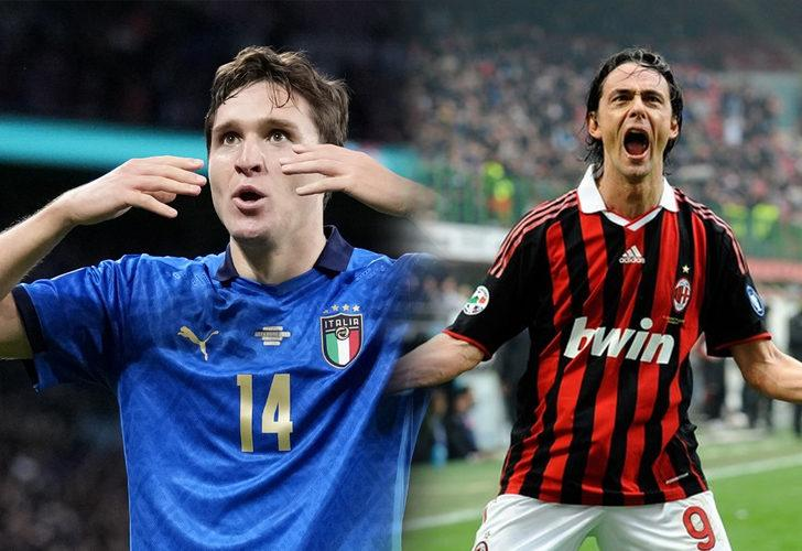 TRT spikeri Chiesa ile Inzaghi'yi karıştırdı!
