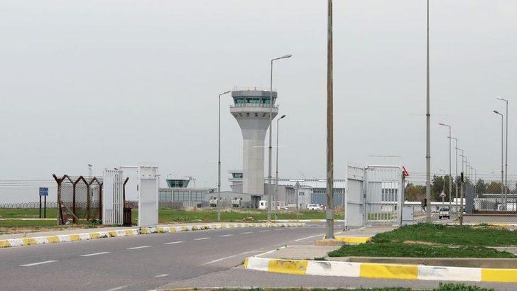 Irak'da ABD askerlerinin bulunduğu Erbil Havaalanı'na füzeli saldırı