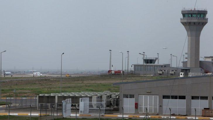 Erbil Havalimanı'na İnsansız Hava Araçlı Saldırı