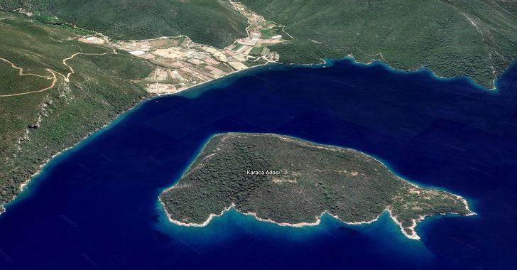 Sahibinden satılık ada! Fiyatı dudak uçuklatıyor