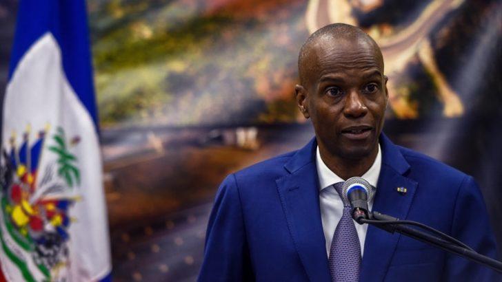 Haiti Devlet Başkanı Evinde Vurularak Öldürüldü
