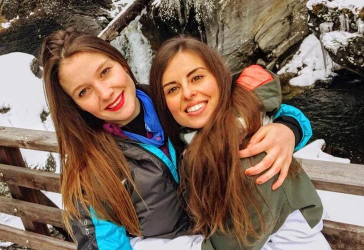 Feci ölüm! Genç kadınlar kabusu yaşadı, dağın zirvesine çıktıktan sonra inemediler