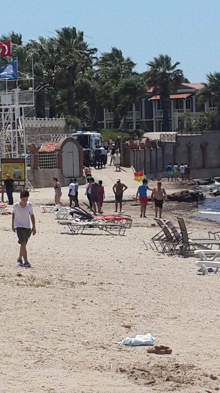 Dehşete düşüren olay! Denizde kadın cesedi bulundu