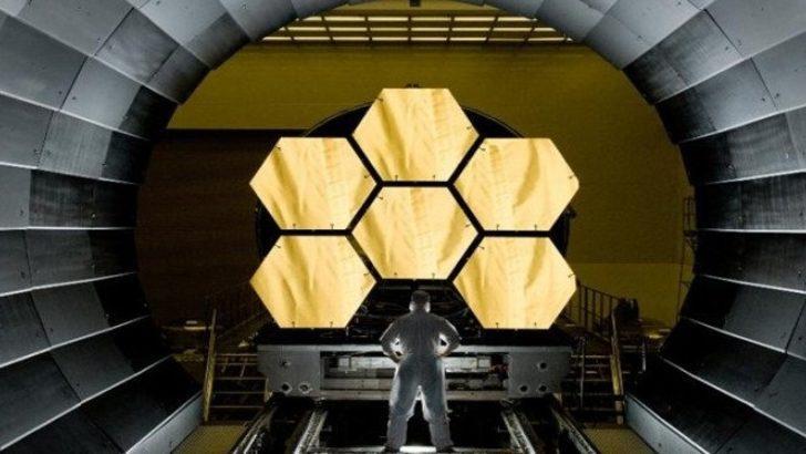 8.8 milyar dolarlık dev teleskop