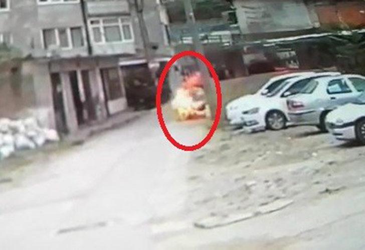 """Bursa'da dehşete düşüren olay! Hapisten çıktı, """"Yaşamak istemiyorum"""" deyip kendini yaktı"""
