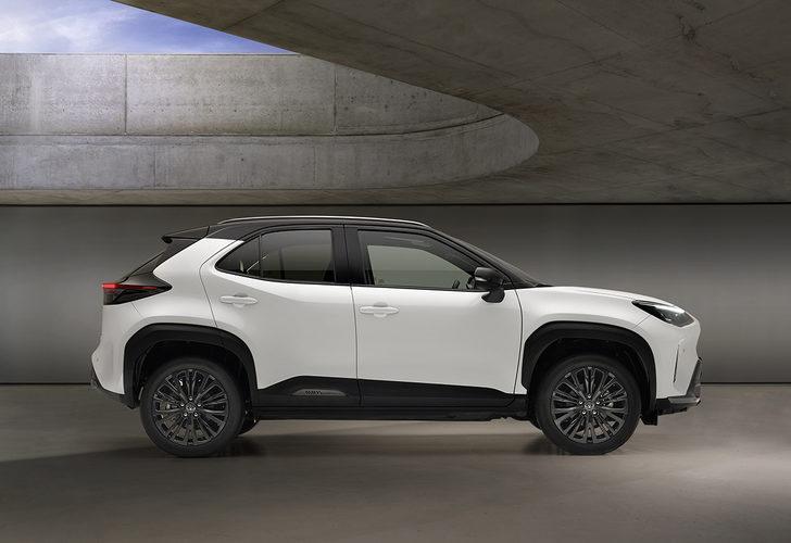 Toyota, yeni B- SUV'u Yaris Cross'un üretimine başladı