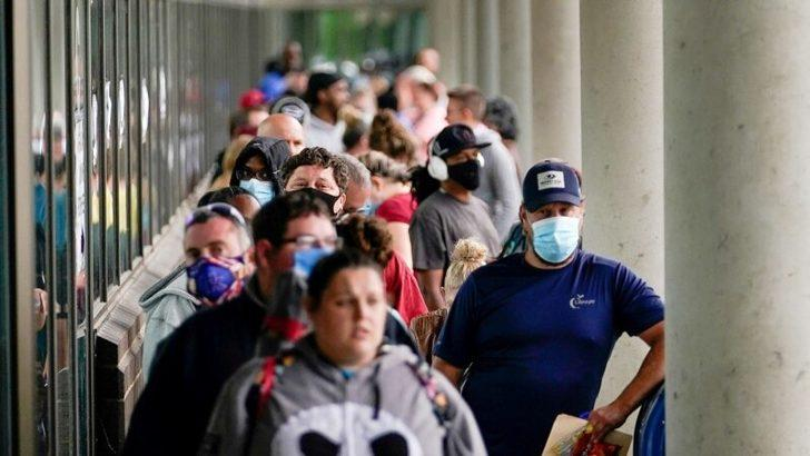 ABD'de İşsizlik Yardımı Başvurularında Beklenmeyen Artış