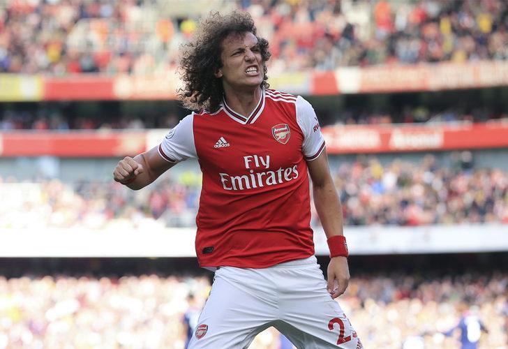 Adana Demirspor David Luiz'in peşinde