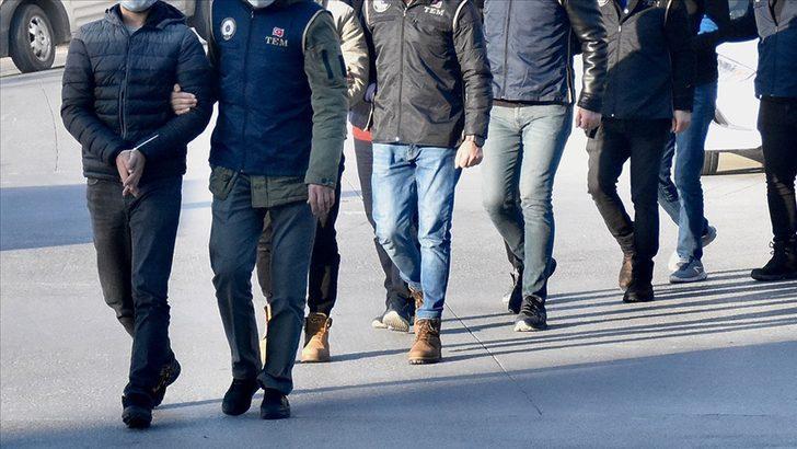 Ankara'da DEAŞ operasyonu! İrtibatları tespit edildi